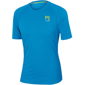 Karpos Hill Evo Shortsleeve Shirt Men blue